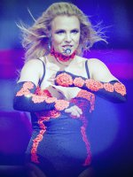 Britney Spears - Live The Femme Fatale Tour From Toronto